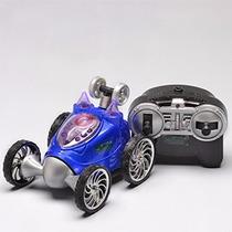 Carrinho Turbo Twist Com Controle Remoto Dtc 360 Graus