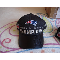 Gorra New Era New England Patriots Super Bowl 51 Champions