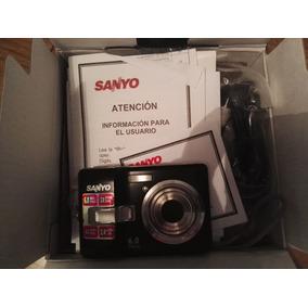 Camara Digital Sanyo Xacti Vpcs650 - A Veces Falla Minima -