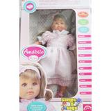 Boneca Amábile Roma Brinquedos Tenho Estrela Grow Mattel