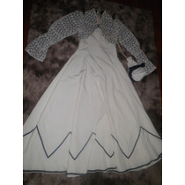 Vestido De Prenda Completo Pilcha