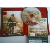 Modern Warfare 2 - Ps3 Greatest Hits Con Codigo