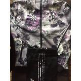 Conjunto Sudadera Mujer Dama adidas Nike Estampado Digital