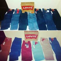 Jeans Y Pantalones Levi