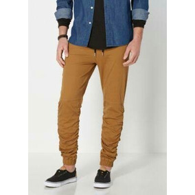 Pantalon Jooger Drill Strech - Hombre