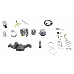 Kit Turbo Fiat 147 Uno E Similares 1.0 1.3 1.5 Carburado