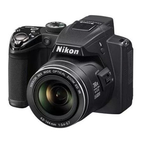 Câmera Digital Nikon Coolpix P500 12.1 Megapixels Zoom