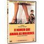 O Homem Que Amava As Mulheres - Dvd - François Truffaut