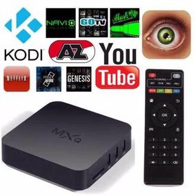 Smart Tv Ott Box Android Tv Quad Q Netflix Youtube