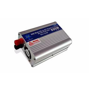 Transformador Conversor Inversor Corrente 12v Para 220v 600w