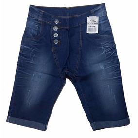 Bermuda Jeans Saruel Menino Infantil Juvenil 86401/ 263/ 242