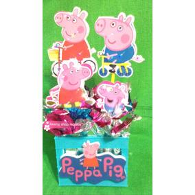 Pigs Centro De Mesa Artículos De Fiesta
