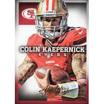 2013 Absolute Football Colin Kaepernick 49ers Qb