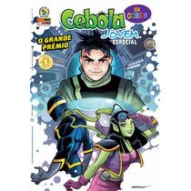 Revista - Cebola Jovem (edição Especial Nº 1 - 2010)