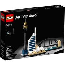 Lego Arquitectura 21032 Sydney.