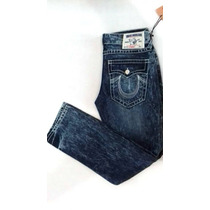 Pantalon - Jeans True Religion Talla 32 Straight