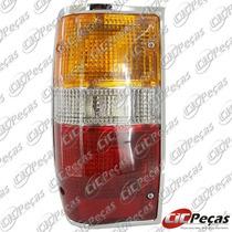 Lanterna Traseira Lado Esquerdo L200 Gl/ Gls 4x2/4x4 (91/07)