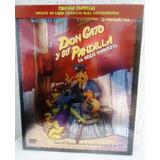 Don Gato Y Su Pandilla Serie Completa Edicion En Dvd + Libro