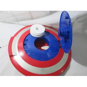 Escudo Capitão América Lançador Hasbro