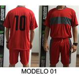 Uniforme Futebol 25 Camisas 25 Calções Futebol Dry Sport W3
