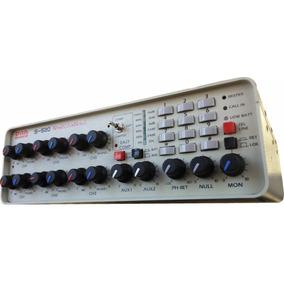 Dba S-520.v6 - Consola Exteriores - 6 Mic + 6 Auri + Hibrido