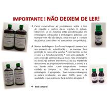 Óleo Castanha Pará + Óleo Copaíba+óleo Andiroba-500ml Cada