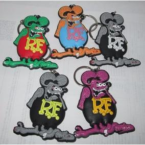 Rat Fink,bobber New School Llavero Importado Solo $100 C/u