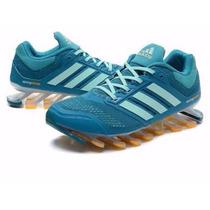 Tênis Adidas Springblade Azul Bebe