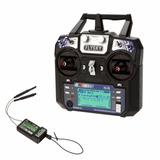Control Remoto Flysky Fs-i6 Y Receptor Fs-ia6b Envio Gratis