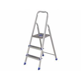 escalera de aluminio escalones envio gratis a todo el pais