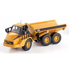 1:87 Caterpillar Camion Articulado Cat 730 Escala Ho Ped130