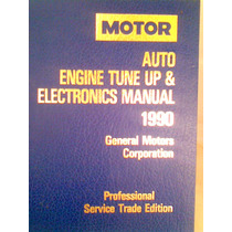 Mecanica Automotriz Manual Encendido Y Electronica 1990 Vv4