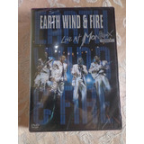 Dvd Earth,wind And Fire Live At Montreaux 1997