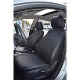 Fundas Asientos Cuerina Premium Nissan Kicks -carfun-