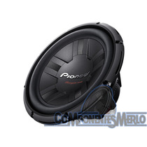 Parlante 12 Subwoofer Pioneer Ts-w311d4 Doble Bobina 1400w