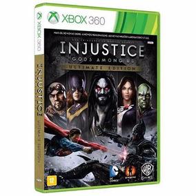 Injustice Gods Among Us Ultimate Xbox 360