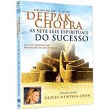 Dvd As Sete Leis Espirituais Do Sucesso Deepak Chopra