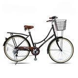 Bicicleta Lahsen De Paseo Krom 067 Aluminio Urbano City