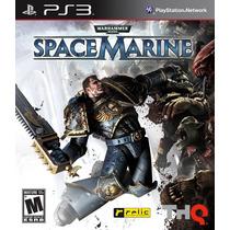 Jogo Ps3 Warhammer 40.000 Space Marine Original