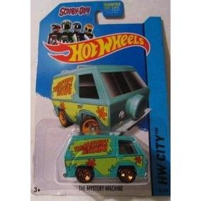 ¡scooby Doo! La Máquina Del Misterio Hot Wheels 2014 Nuevos