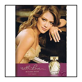 Hilary Duff 5 Posters Tamaño Carta