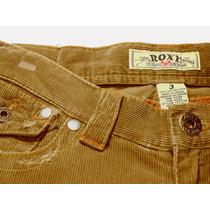Deocasión Pantalón Roxy Vintage 100% Algodón Talla 29