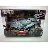 Batimovil Batman Vs Superman Negr Metals Die Cast Jada Toys.