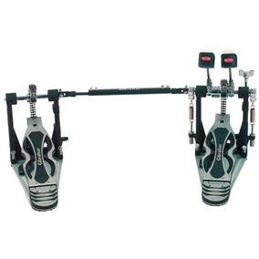 Pedal Intruder Gibraltar Doble Para Bombo Con Funda 9611dcdb