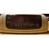 Radio Reloj Antiguo