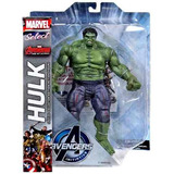 Hulk Action Figure Marvel Select Avengers Age Of Ultron