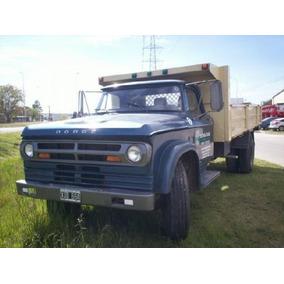 Estribo Camion Dodge Dp 800 Derecho/izquierdo