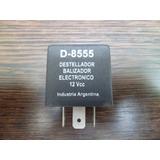 Relay Destellador Balizador Electrónico Gol/senda (d-8555)