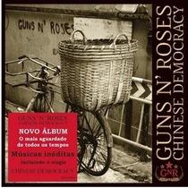 Guns N Roses - Chinese Democracy - Lacrado !!