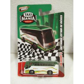 Enigma777 Taxi Mania Camion Metrobus Estado De Mexico Blanco